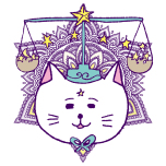 天秤座/Illustration by Nanayo Suzuki