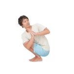 パシャーサナ 前脛骨筋 腓骨筋 ヨガキネシセラピー