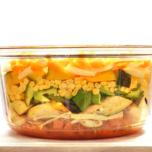 夏野菜の重ね煮:レシピと美味しく食べきるためのアイデア3つ