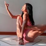 美ボディな女神は驚異の柔軟性!インスタで発見♡ヨガポーズ写真集vol.70