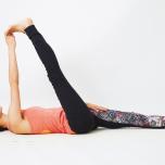 曲がった膝をどうにかしたい!筋力&柔軟性UPで軸脚を美しく伸ばす方法