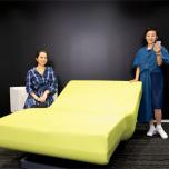 健康=上質な睡眠。ヨガ目線で「Active Sleep bed」を体験!