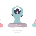 ヨガの呼吸法をマスターしよう!腹式呼吸、胸式呼吸、完全呼吸法etc.やり方と効果、練習方法、コツ