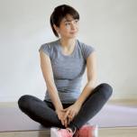お尻の筋肉を強化して骨盤の安定感をアップ!「ヨガ筋肉」が美しい北村エミさんのトレーニング法