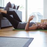 筋肉痛を和らげる アクティブリカバリ―に最適なヨガとは