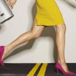 下半身太りに見える原因!ヒール靴で鍛えられた前太ももをストレッチする方法