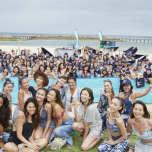 八景島でランとヨガを楽しもう「#ROXYFITNESS RUN SUP YOGA」【7/7開催】