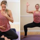 マタニティヨガ:妊娠期特有のこわばりや痛みを和らげる「セルフ筋膜リリース」
