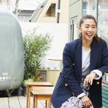 野沢和香さんがいつも笑顔な理由【わたしの、はじめの一歩】#01