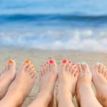 自然療法医が教える、足のニオイケアに役立つ意外なもの