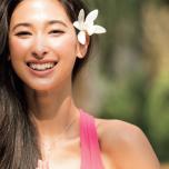 モデル・メロディー洋子さんインタビュー「ヨガが、立ち上がる強さを教えてくれた」