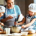 親子で作ろう!色や食感が楽しい食育野菜レシピ