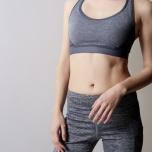 お腹に縦のラインを作る腹筋トレ!サイドブランクの強度別バリエーション3つ