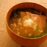 飲み会で疲れた胃腸を整えむくみ解消!「みぞれ鍋風スープ」【痩せる和風スープ #11】