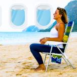長時間のフライトも安心!「飛行機ヨガ」で快適ストレッチ