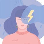 生理中・生理前の情緒不安定で涙が止まらない!ひどいイライラ、落ち込み等の原因と5つの対処法