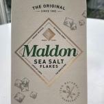 英国王室御用達のイギリス天然塩「Maldon」とは