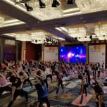 【世界のヨガ事情】上海の国際的ヨガイベント「FEEL YOGA CONFERENCE」をレポート