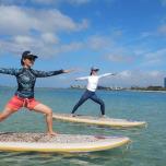 ハワイでSUPヨガを楽しむ秘訣とは? 体験レポート&SUPビギナーの疑問に回答!