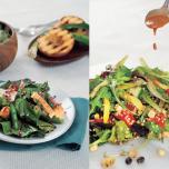 ココア✕チリでドレッシング? 食材の組み合わせが斬新なサラダレシピ4選