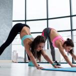 筋肉のつきやすい人がヨガ中気をつけるべきポイント