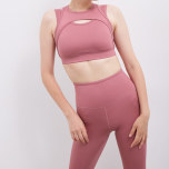 子供っぽく見えない大人デザインが♡無敵ピンクのNERGYヨガウェアに注目