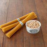 100%黄えんどう豆で作られるZENB NOODLE