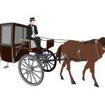 馬車のイメージ
