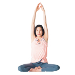 ヨガレッスンのあと「心静かに座りましょう」と言われるけれど...瞑想ってよくわかりません!①