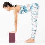 股関節が自在に動くようになる ヨガ前「動的ストレッチ」③