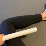 たった30秒ほぐすだけで動きが変わる!股関節がみるみるほぐれる「筋膜リリース」⑤