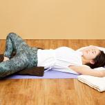眠れぬ夜に試したい!緊張している体と心をほぐすぐっすり眠れる「睡眠ヨガ」⑥