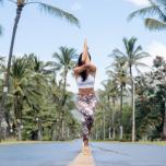 Aloha Legging