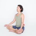 アーユルチェア 瞑想