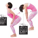 整形外科ヨガ 猫と牛のポーズ 西川尚美