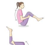 背骨のしなやかさを取り戻すエクササイズ