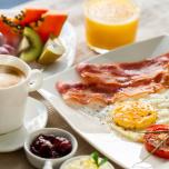 おいしい朝食