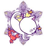 蠍座/Illustration by Nanayo Suzuki