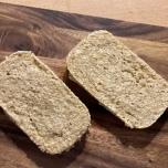 基本のオートミール蒸しパン