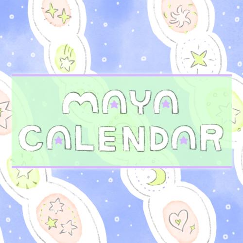 ハッピーを呼び込むマヤ暦